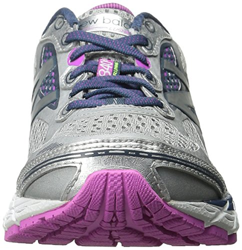 buy cheap order New Balance Women's W840V3 Running Shoe Silver/Navy discount sale online 0uy37KbI2c