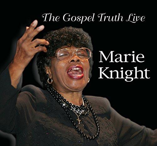 CD : Marie Knight - Gospel Truth Live (CD)
