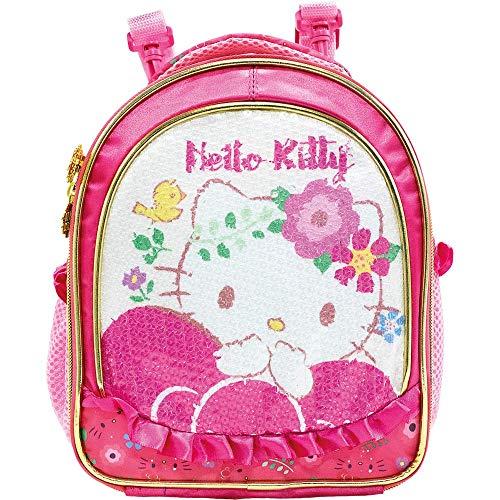 Lancheira Escolar, Hello Kitty, 8794, Pink