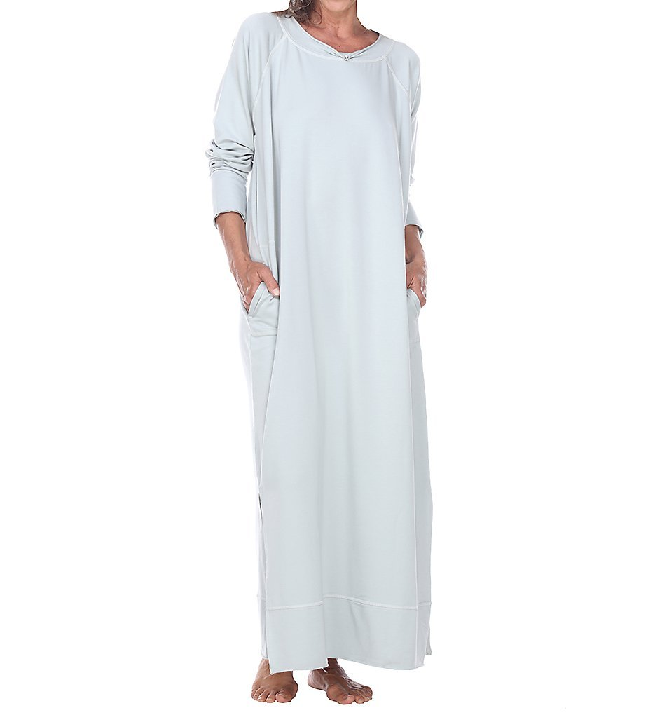 Urban Muu Muu Long Lounge Caftan (UML4FT) O/S/Glass