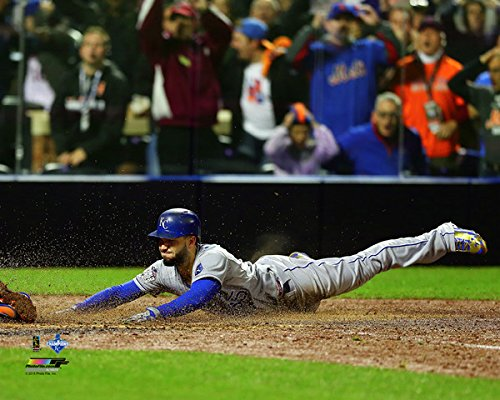 Eric Hosmer Kansas City Royals 2015 World Series Game 5 Tying Run Photo (Size: 8