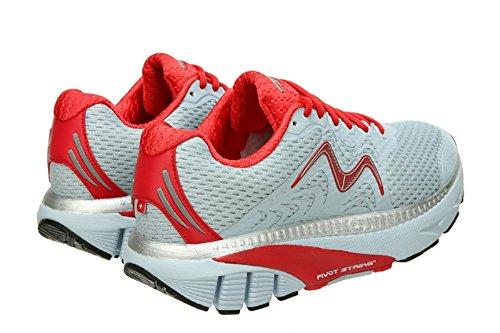 MBT GT 18 M - Gray/Red 702015-1183Y Sneakers Man - Running Scarpe Sportive Uomo