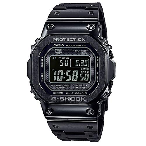 G-Shock Men's GMW-B5000GD-1CR Black One Size