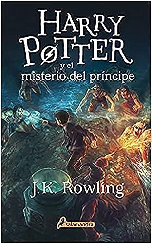 SPA-HARRY POTTER Y EL MISTERIO: Amazon.es: Rowling, J. K.: Libros