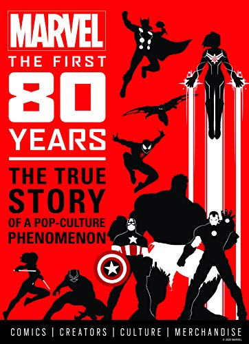 Book Cover: Marvel Comics: The First 80 Years