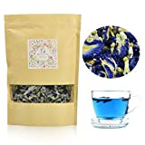 [R13] Premium Thai Herb Organic 3.55 Ounce Dried Butterfly Pea Flowers Tea Japan export quality