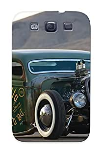 New Ford Rat Rod Tpu Skin Case Compatible With Galaxy S3/ Perfect Design
