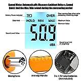 Decibel Meter Sound Level Reader