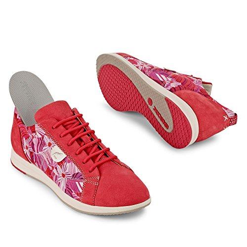 Calzado deportivo para mujer, color Rosa , marca GEOX, modelo Calzado Deportivo Para Mujer GEOX D AVERY Rosa