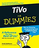 TiVo for Dummies, Andy Rathbone, 0764569236