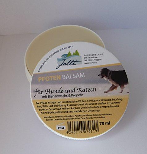 Pfotenbalsam für Hunde und Katzen 70ml