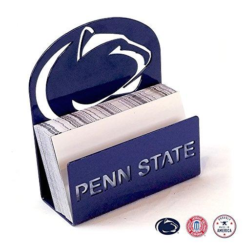Gameday Ironworks Penn State Steel Business Card Holder