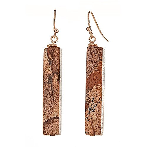 Jasper Earrings - 6