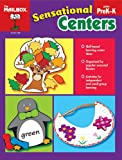 Sensational Centers, The Mailbox Books Staff, 1562348531