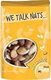 Cheap Farm Fresh Nuts BRAZIL NUTS Roasted With Healthy Himalayan Salt (1 LB)