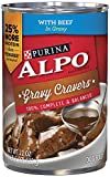 Purina ALPO Brand Dog Food Gravy Cravers With Beef...