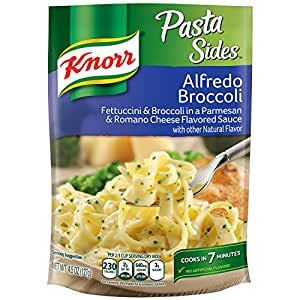Amazon Com Knorr Pasta Side Dish Alfredo Broccoli 4 5