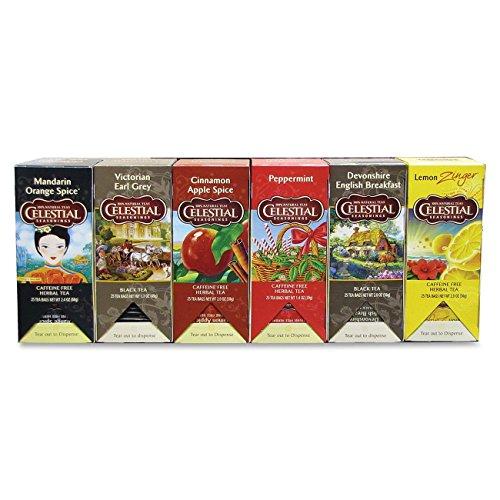 46003 Celestial Seasonings Assorted Teas - Mandarin Orang...