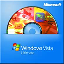 1pk Oem Win Vista Ultimate      32-Bit Dsp Oei DVD