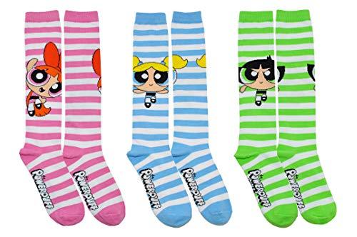 b917be418 Powerpuff Girls Socks (3 Pair) - Blossom