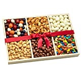 Broadway Basketeers Deluxe Snacking Gift Tray