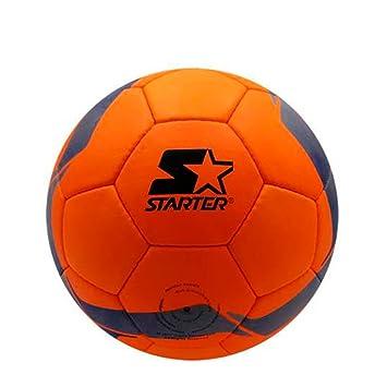 BALON FUTBOL STARTER XPOWER NARANJA: Amazon.es: Deportes y aire libre