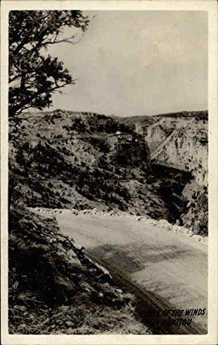 (Cave of the Winds Colorado Springs, Colorado Original Vintage)