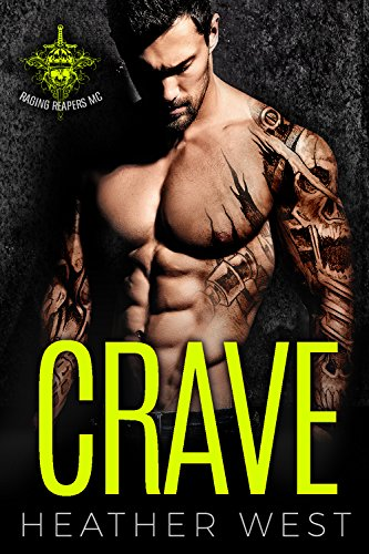 CRAVE Raging Reapers Heather West ebook product image