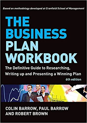 the business plan workbook the definitive guide to researching