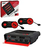 Retro-Bit Super RetroTRIO Console NES/SNES/Genesis 3-In-1 System - Best Reviews Guide