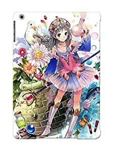 Durable Defender Case For Ipad Air Tpu Cover(atelier Totori The Adventurer Of Arland)
