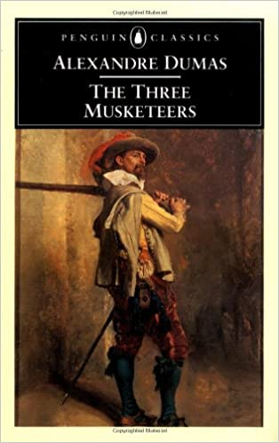 Image result for the three musketeers book cover