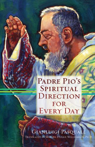 Padre Pio's Spiritual Direction for Every Day cover