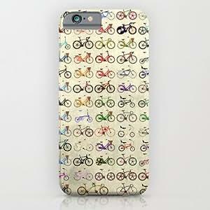 Society6 - Bikes iPhone 6 Case by Wyatt Design