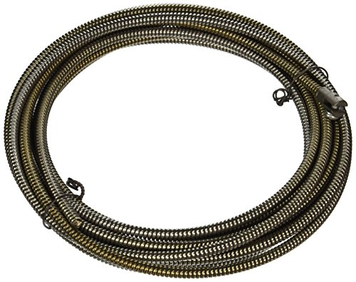 General Wire Spring 25HE1-AC Flexi Core Drain Cleaner Cable