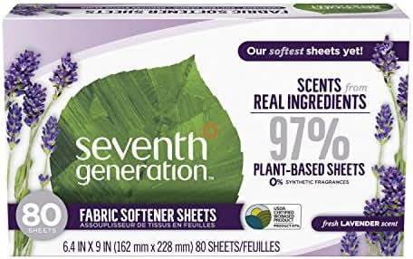 Dryer Sheets: Seventh Generation