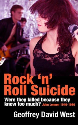 Rock'n'Roll Suicide by Geoffrey David West ebook deal