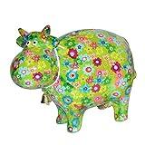 Pomme-Pidou Bella Cow Bank - Green