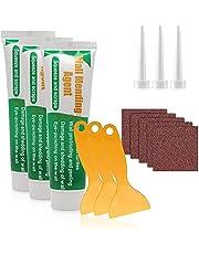 Muur Mending Agent,Weerbestendig Muur Crack Filler Pasta Cream,Zelfklevende Gipsplaten Reparatie Putty voor Sneldrogend Patch Herstel, Muurvuller voor scheuren en Tegel Reparatie (300g)