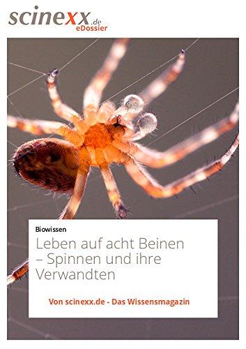 leben-auf-acht-beinen-spinnen-und-ihre-verwandten-german-edition