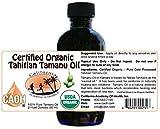 pur360 Tamanu Oil - 100% Pure Certified Organic Tahitian Tamanu (Kamani Oil) from CAOH® (1 - 2 oz Bottle)