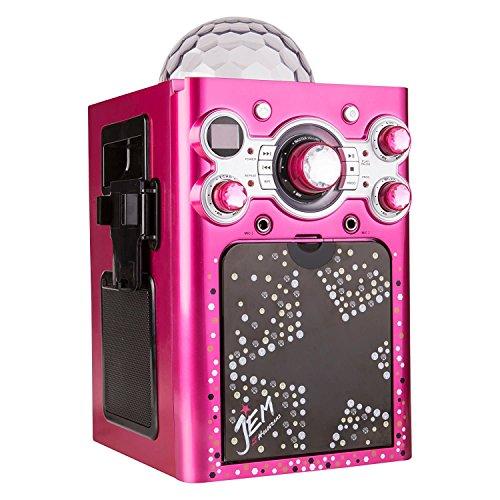 (Sakar Jem & Holograms KO2-06095 CDG Karaoke Machine with 1 Microphone)