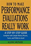 How to Make Performance Evaluations Really Work, Glenn Shepard, 0471739634