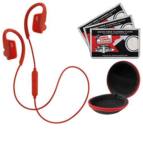 JVC HA-EC30BT Sports Inner Ear Wireless Bluetooth Headphones
