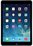 Apple iPad Air MD785LL/A (16GB, Wi-Fi, Black with Space Gray)