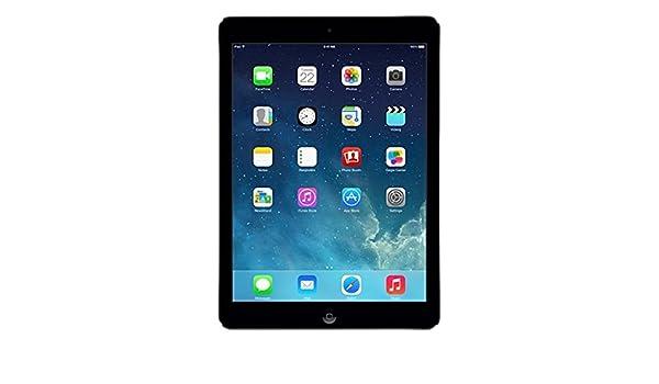 Apple iPad Air 16GB A1474 - Tableta de tamaño completo, Pizarra, iOS, Gris, Polímero de litio, 0 - 35 °C, Gris: Amazon.es: Informática