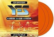 Yes Live At The Apollo [Disco de Vinil]