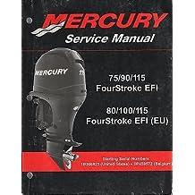 2007 MERCURY OUTBOARD 75/90/115 FOURSTROKE EFI, 80/100/115 SERVICE MANUAL (282)