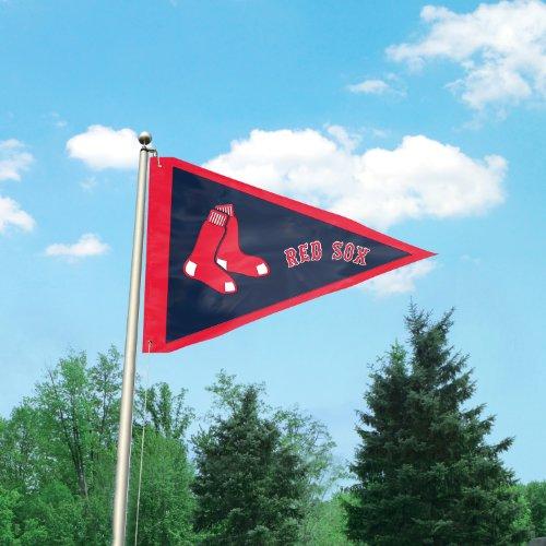 MLB Boston Red Sox Giant Pennant Flag (Pennant Flag Womens)