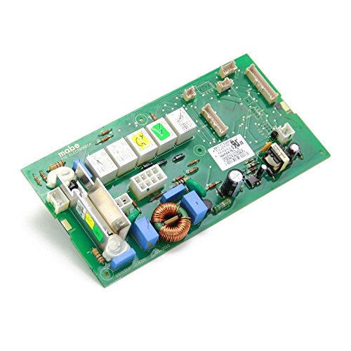 (Ge WH12X10586 Laundry Center Electronic Control Board Genuine Original Equipment Manufacturer (OEM) Part)